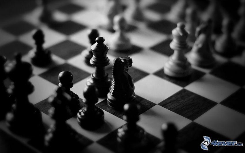 scacchi, Figurine