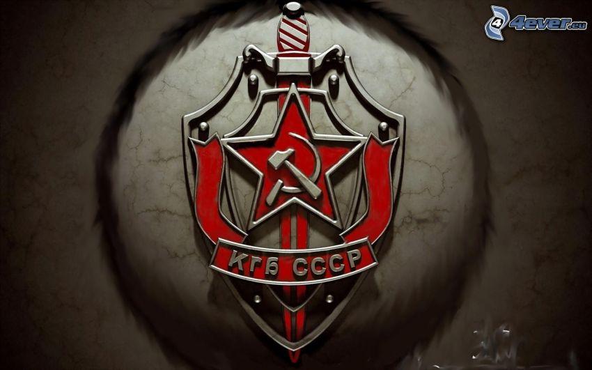 stemma, CCCP, falce e martello
