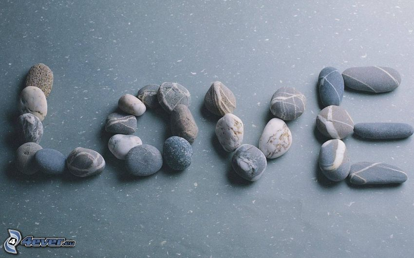 amore, pietre