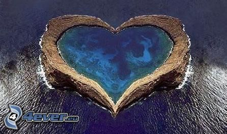 cuore, isola