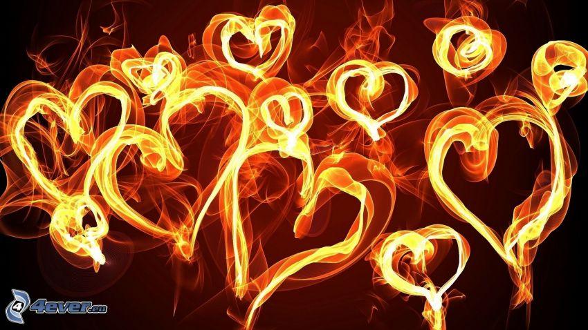 cuore di fuoco