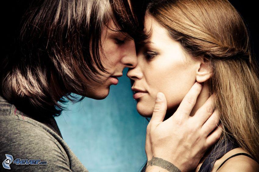 coppia, romanticismo