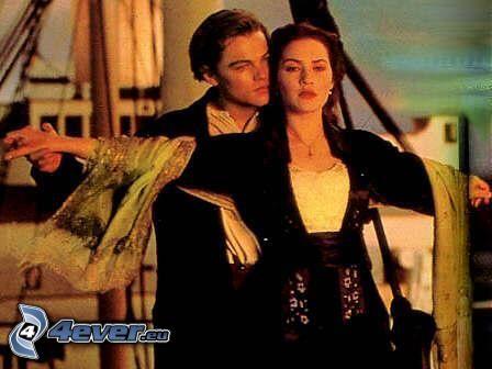 Titanic, Leonardo DiCaprio, Kate Winslet