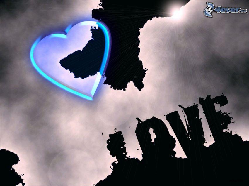 love, cuore