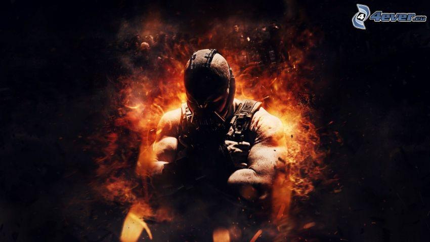 Bane, The Dark Knight Rises