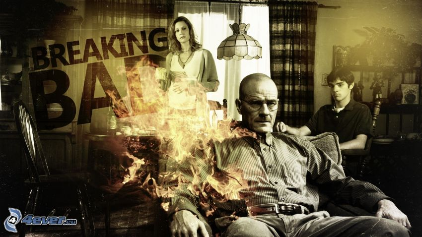 Breaking Bad, fuoco