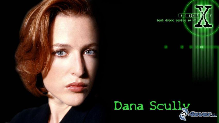 Dana Scully, X-Files