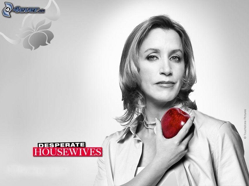 Desperate Housewives, mela rossa