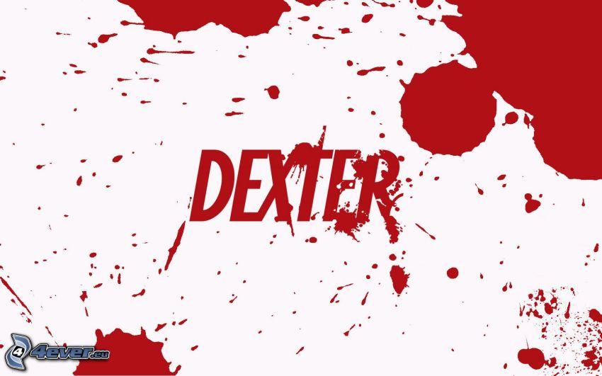 Dexter, macchia di sangue