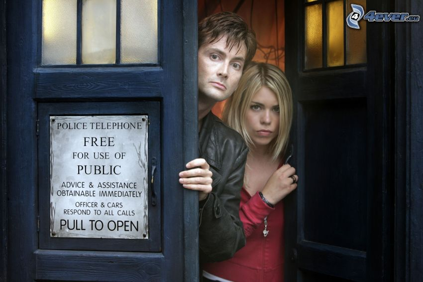 Doctor Who, porta