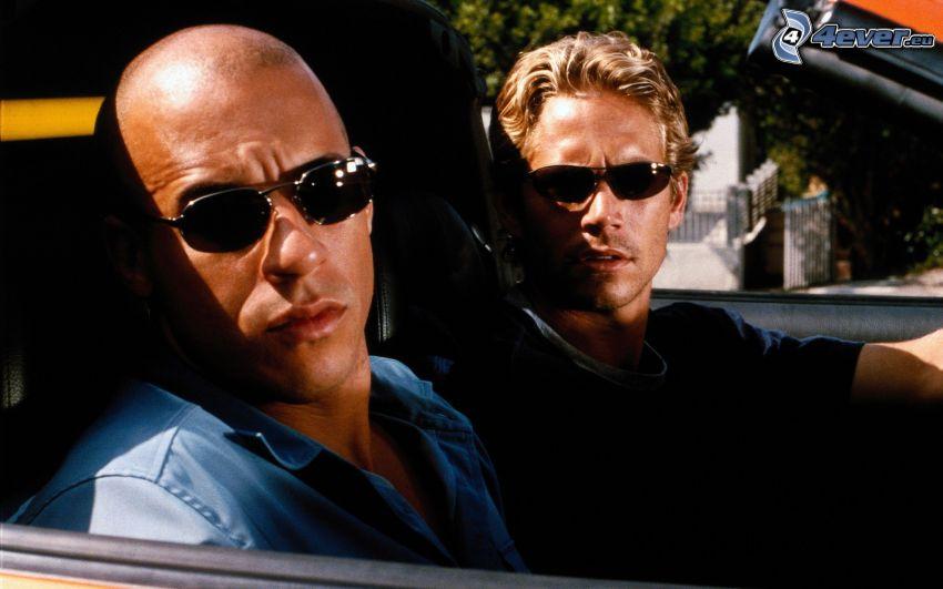 Fast and Furious, Vin Diesel, Paul Walker