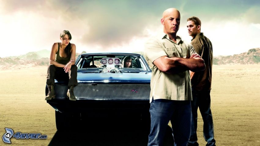 Fast and Furious, Vin Diesel
