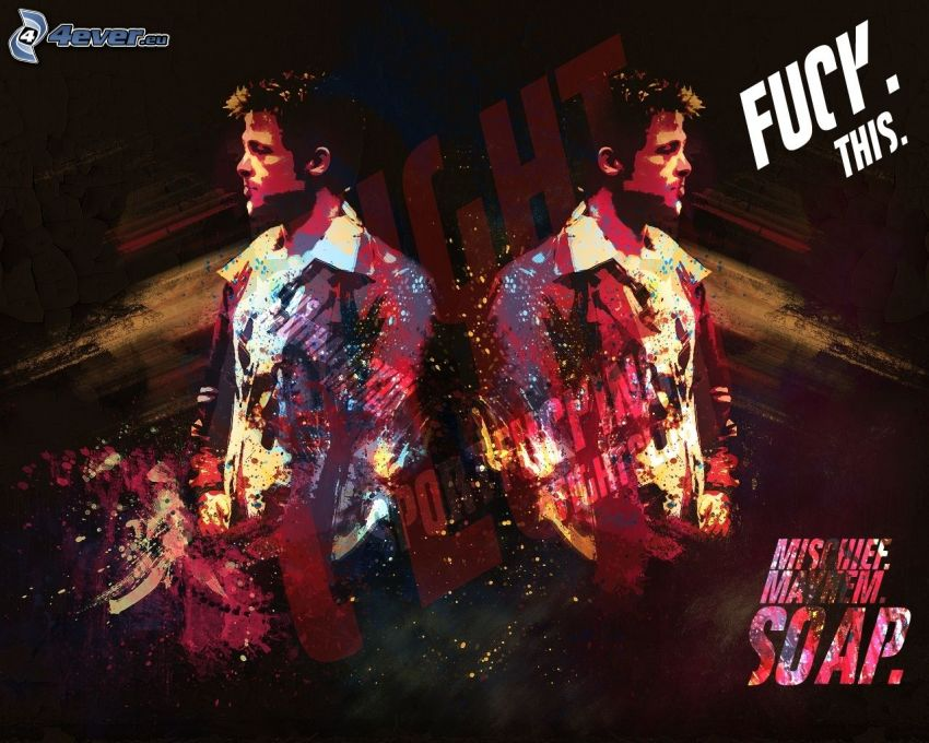 Fight Club, Tyler Durden