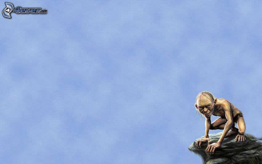 Gollum, Il Signore degli Anelli