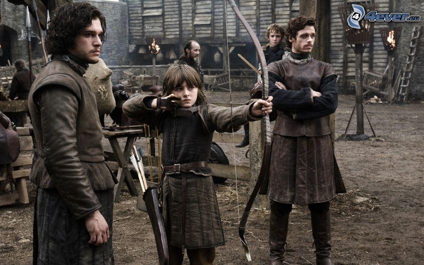 Il Trono di Spade, arciere
