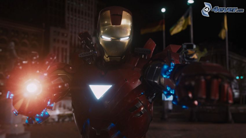 Iron Man, The Avengers