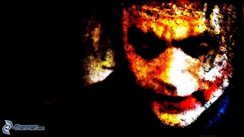 Joker, faccia