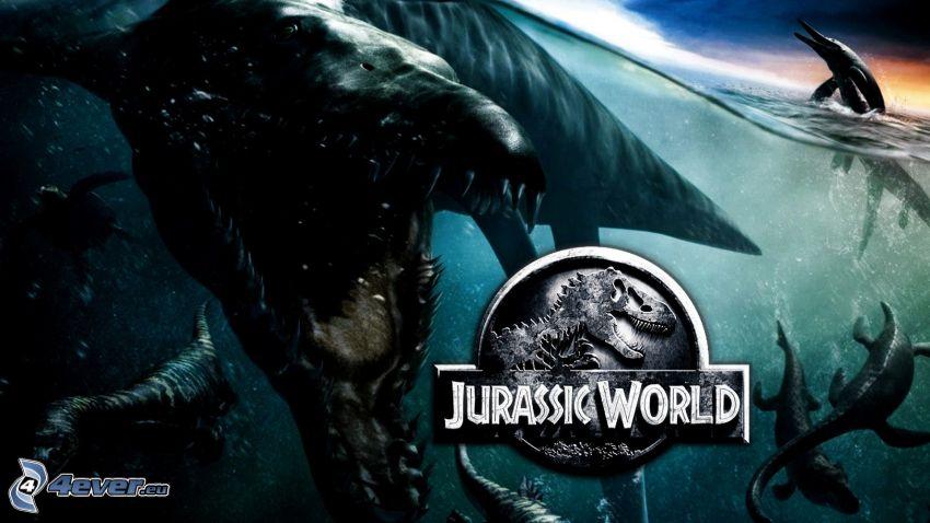 Jurassic Park, dinosauri