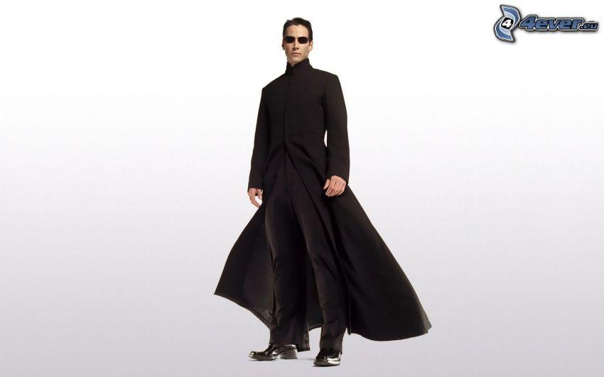 Neo, Matrix, Keanu Reeves