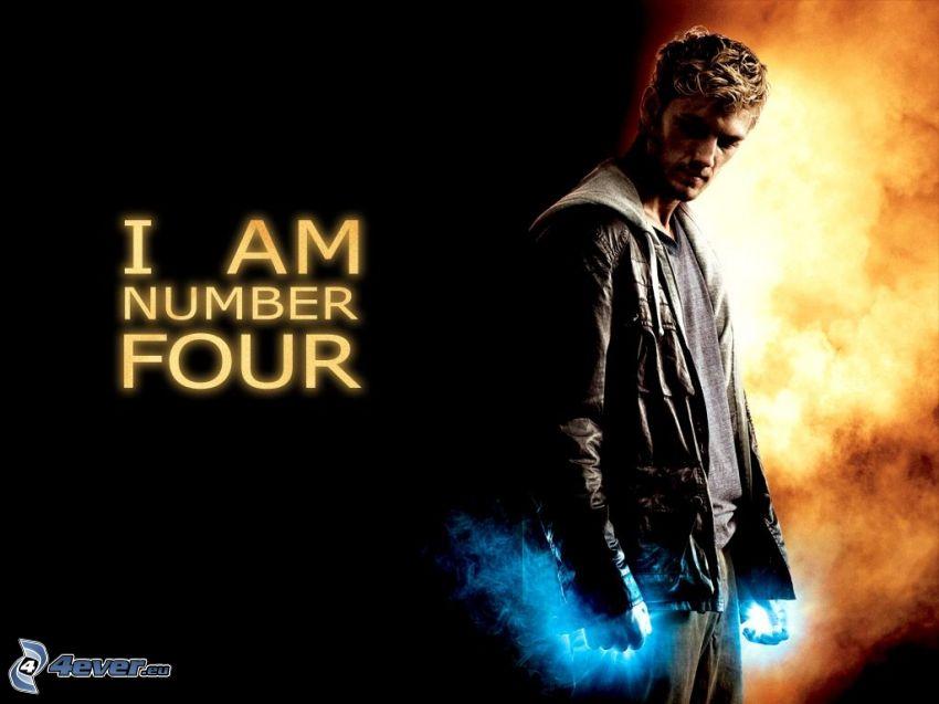 Sono il Numero Quattro