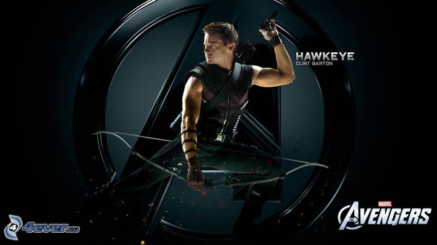 The Avengers, Hawkeye