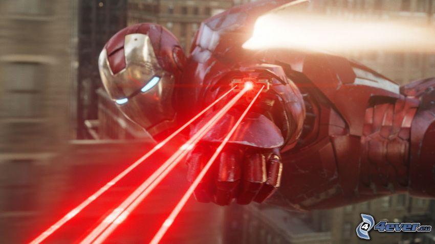 The Avengers, Iron Man