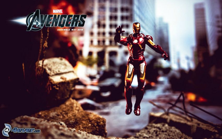 The Avengers, Iron Man
