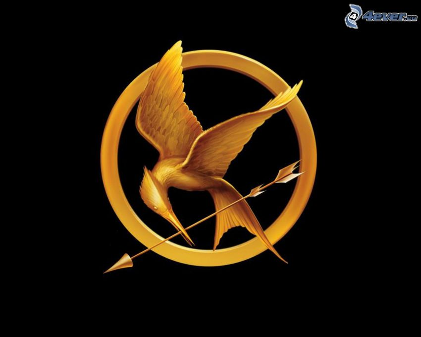 The Hunger Games, emblema