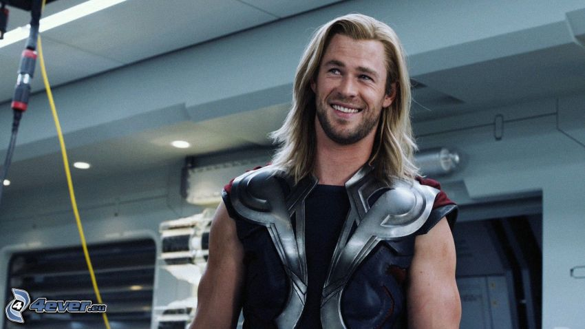Thor, The Avengers