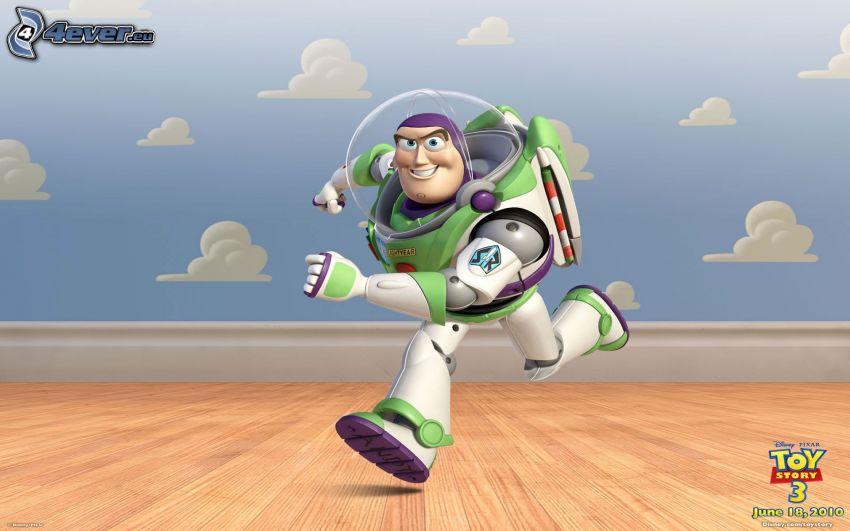 Toy Story 3, Buzz Lightyear