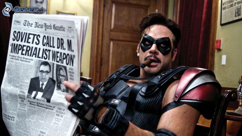 Watchmen, giornale
