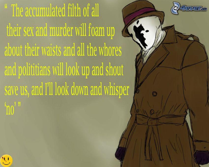 Watchmen, text