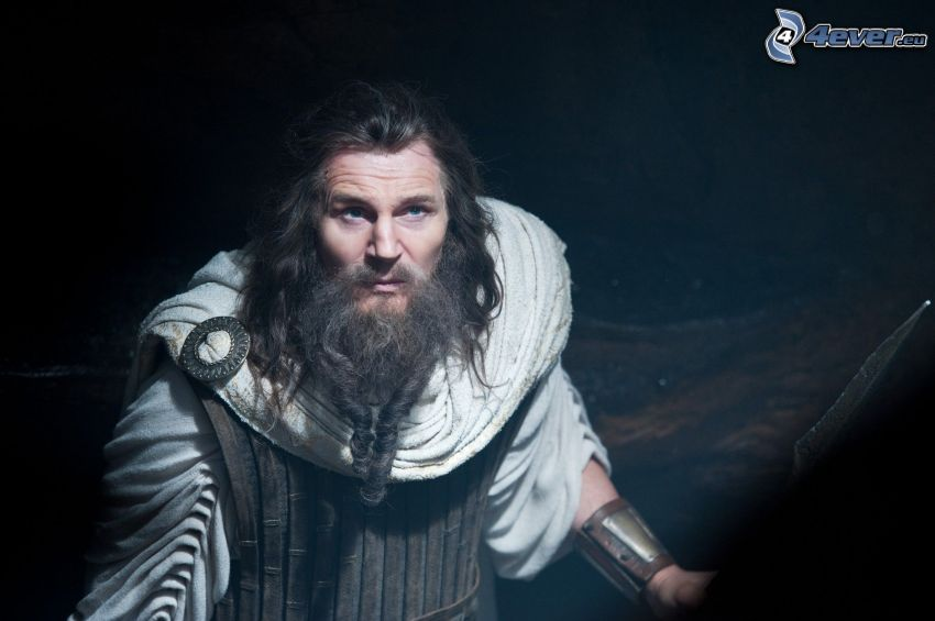 Zeus, Liam Neeson
