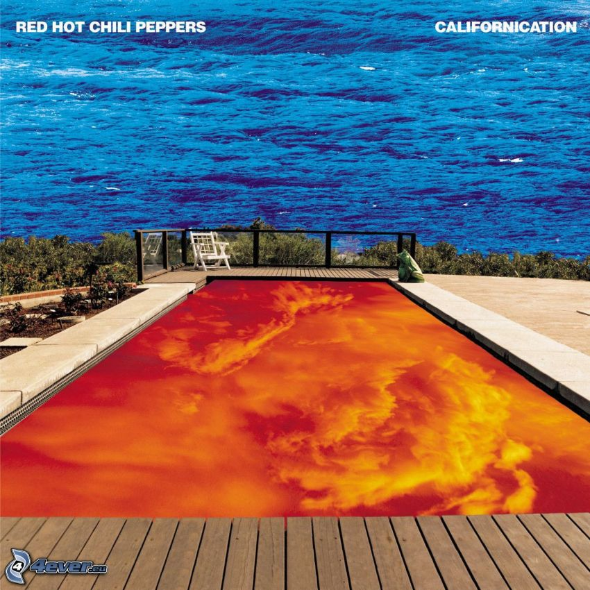 Californication, Red Hot Chili Peppers