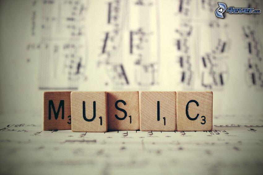 music, musica, dadi