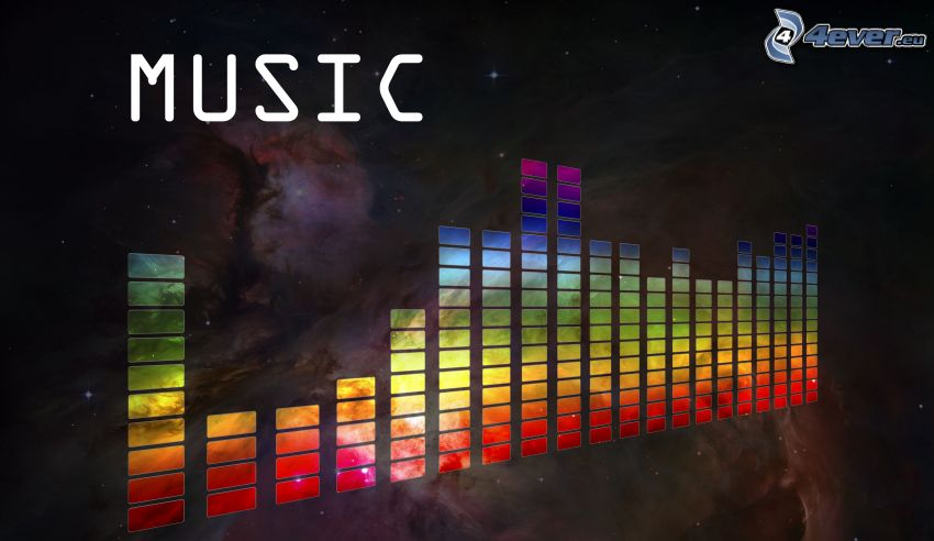 musica, music, equalizer