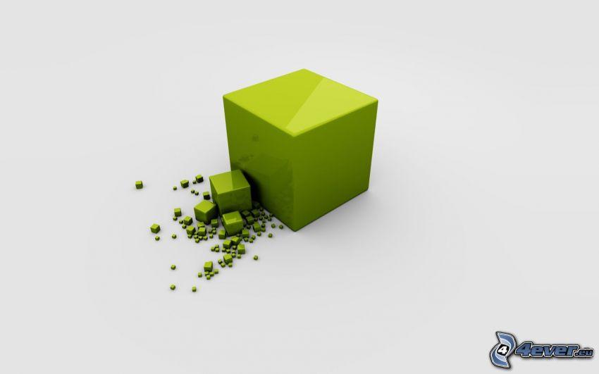 cubi, 3D