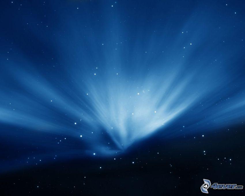 luce di universo