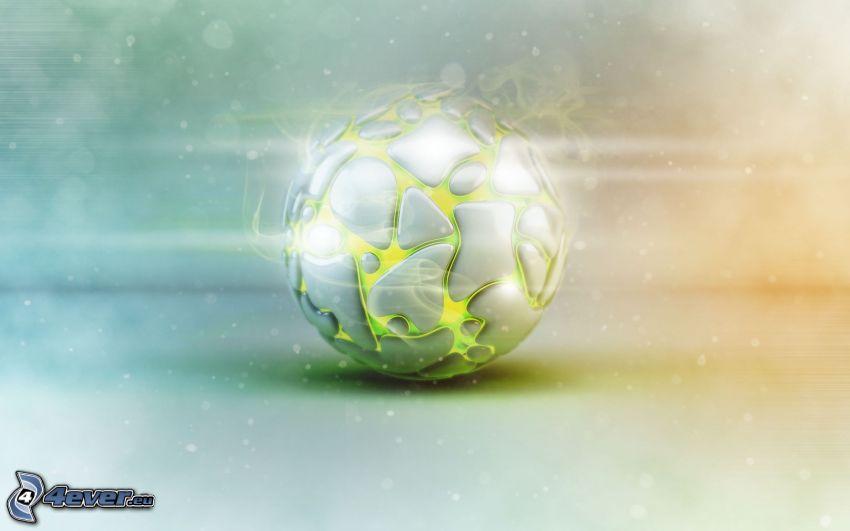 sfera astratta