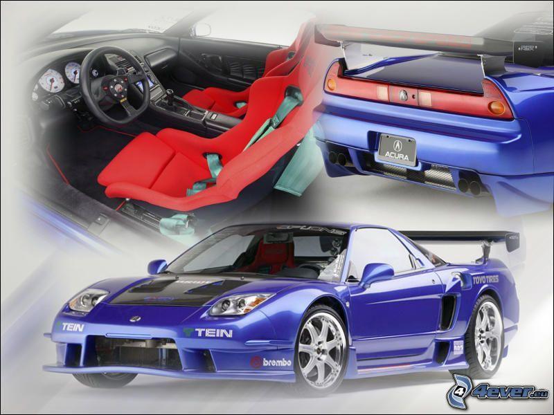 Acura, auto sportive