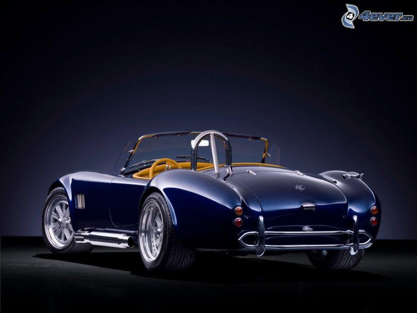 AC Cobra MK, veicolo d'epoca