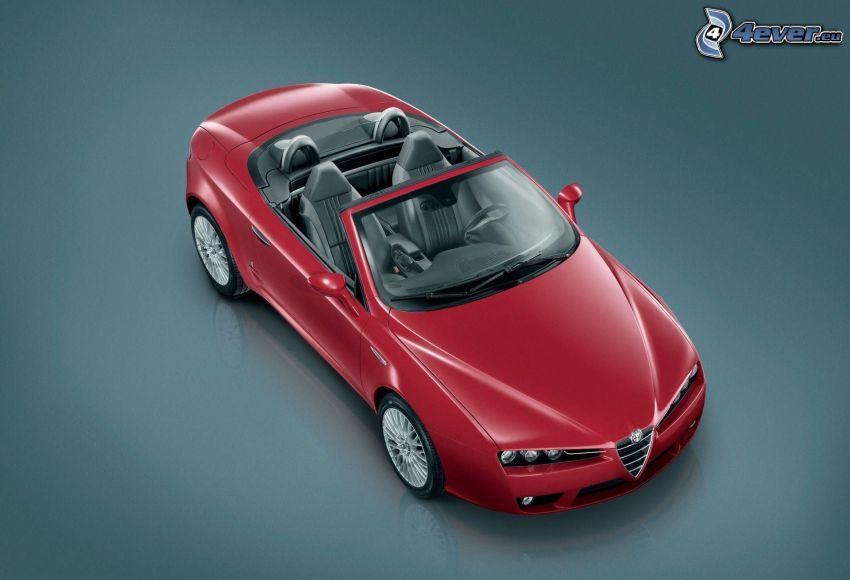 Alfa Romeo, cabriolet