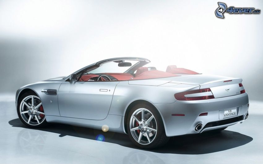 Aston Martin, cabriolet