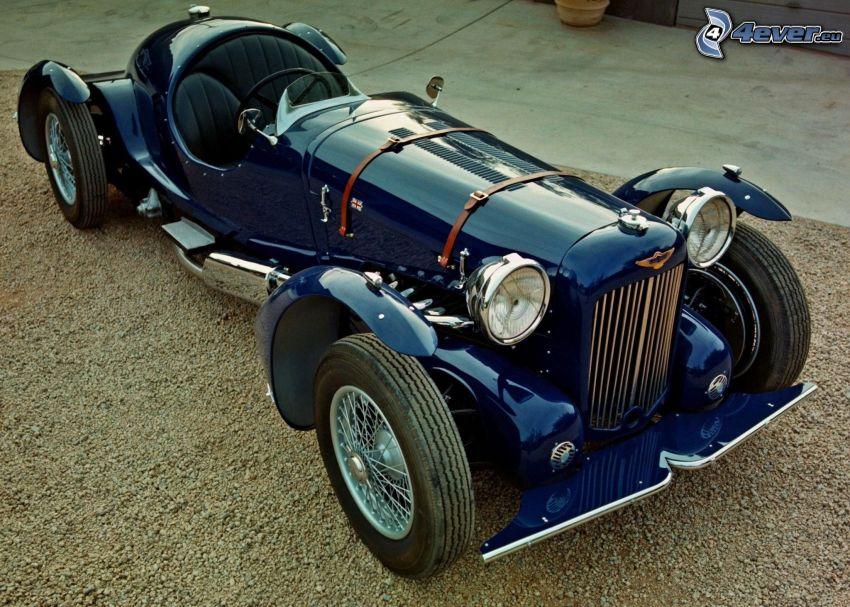 Aston Martin, veicolo d'epoca