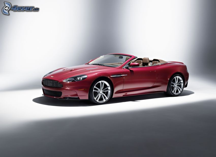 Aston Martin DBS, cabriolet