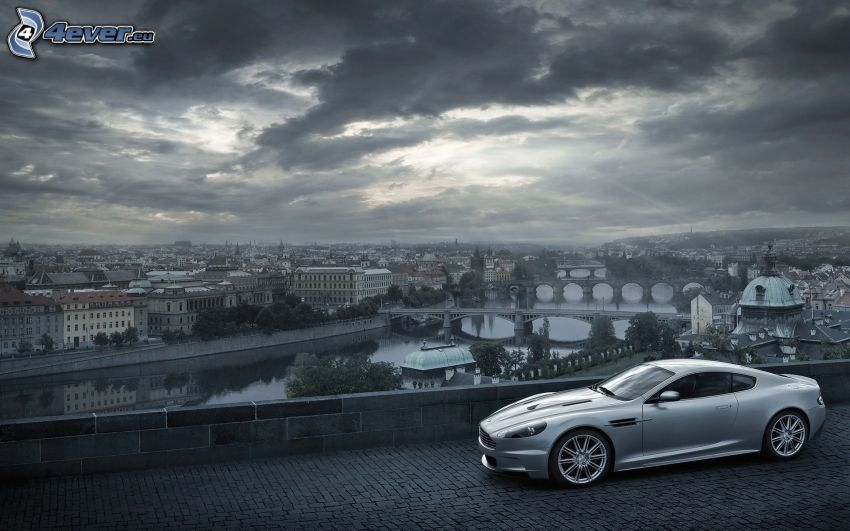 Aston Martin DBS, Praga