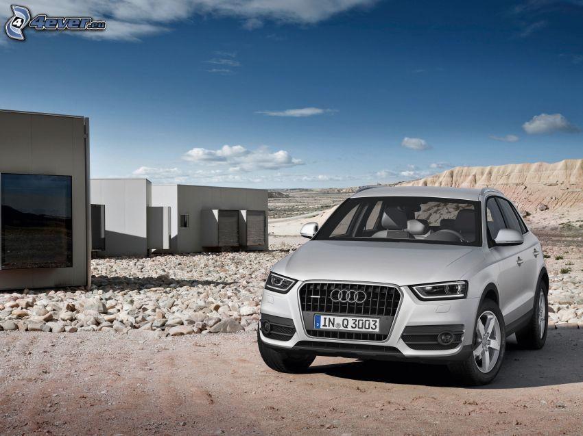 Audi Q3, case