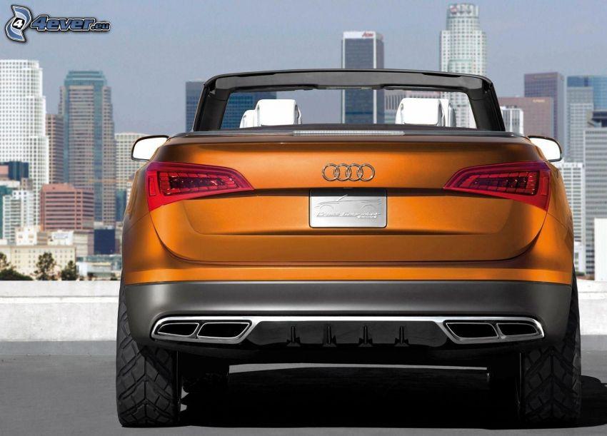 Audi Q5, cabriolet