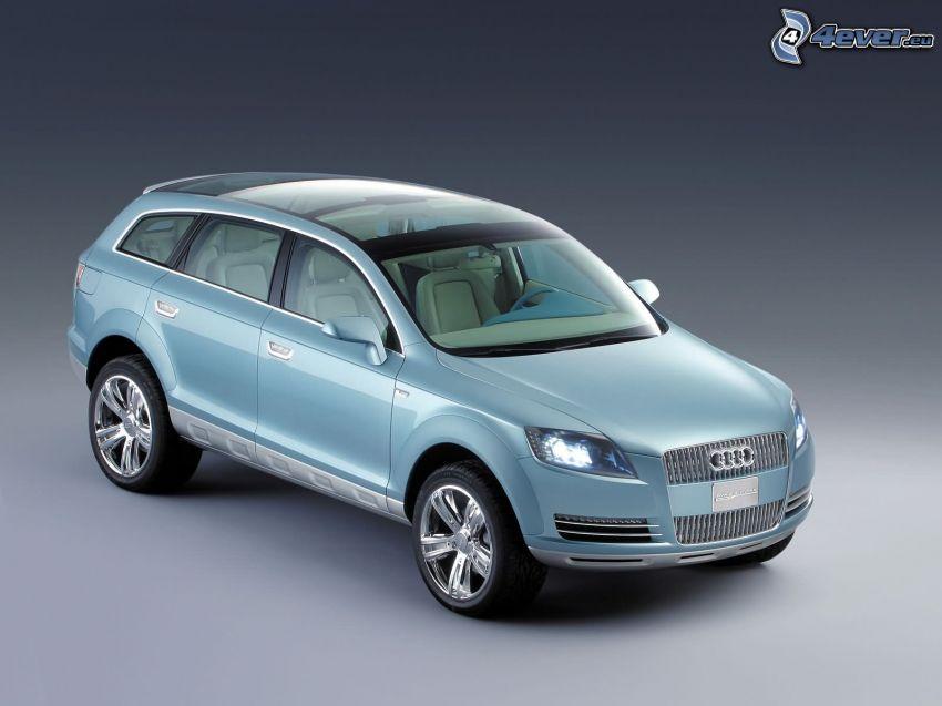 Audi Quattro, concetto