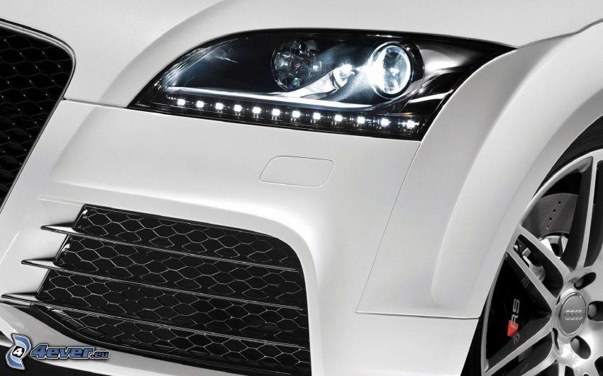 Audi TT, riflettore, griglia anteriore